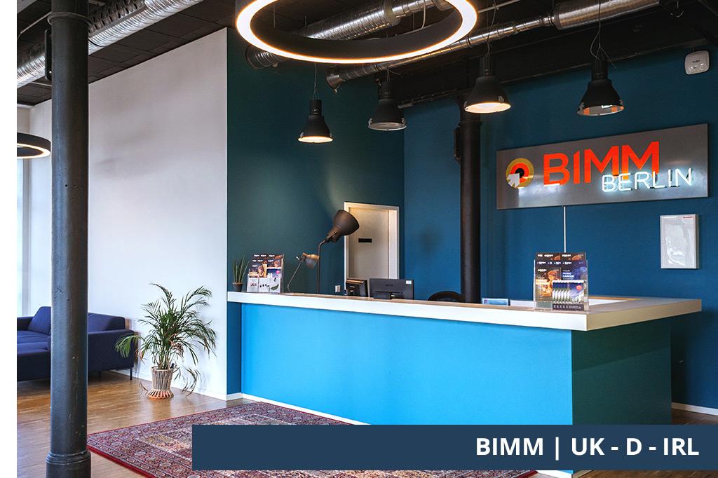 BIMM - partenaire de CHRISMO Consulting