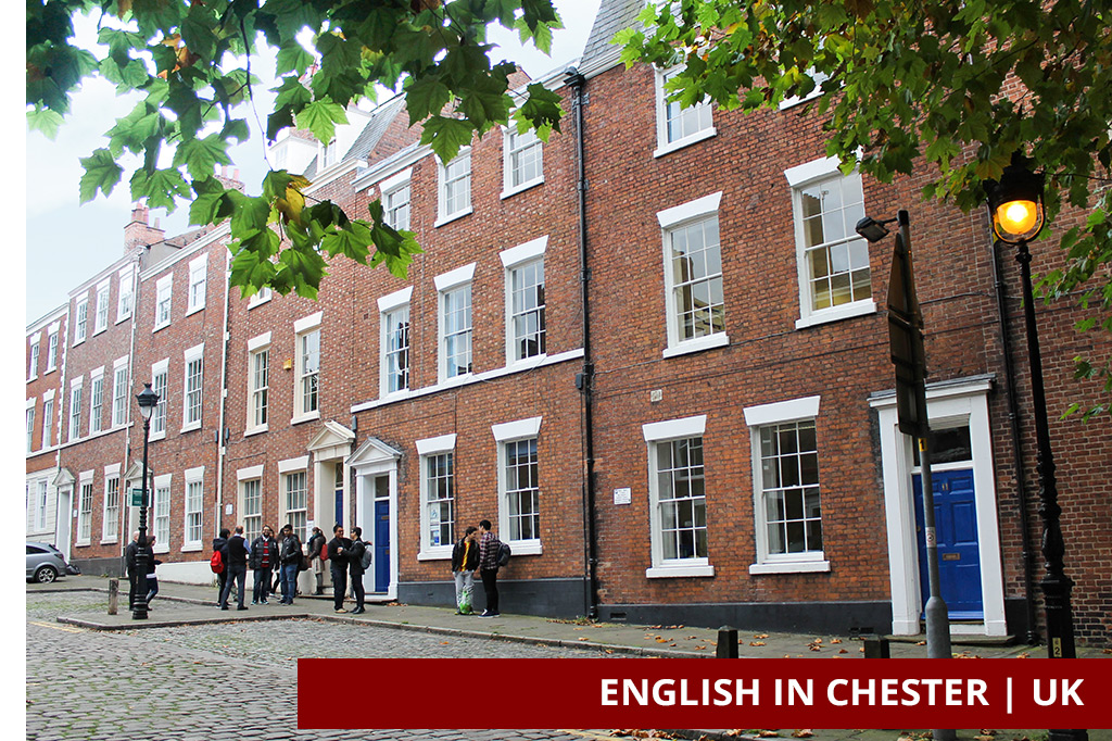 English in Chester- partenaire de CHRISMO Consulting