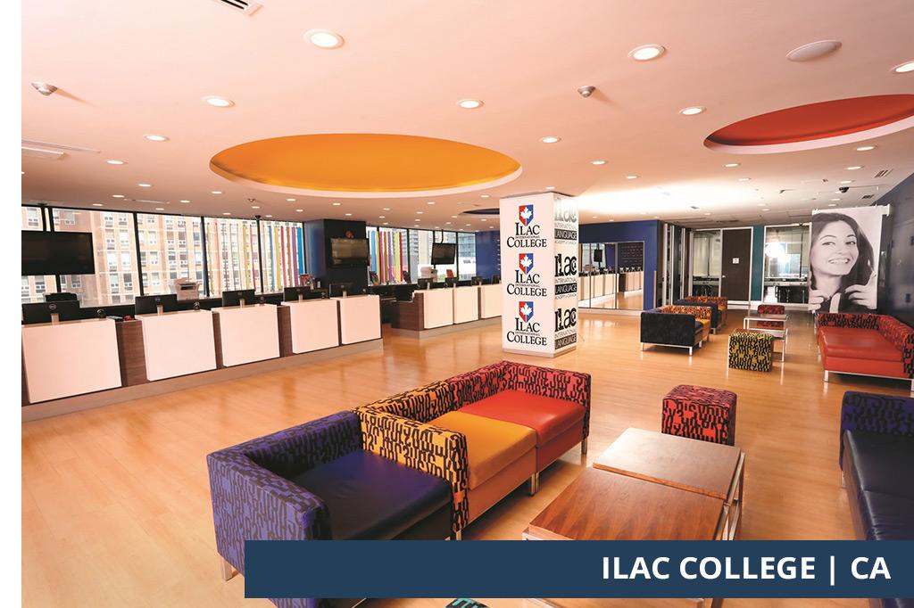 ILAC College - partenaire de CHRISMO Consulting