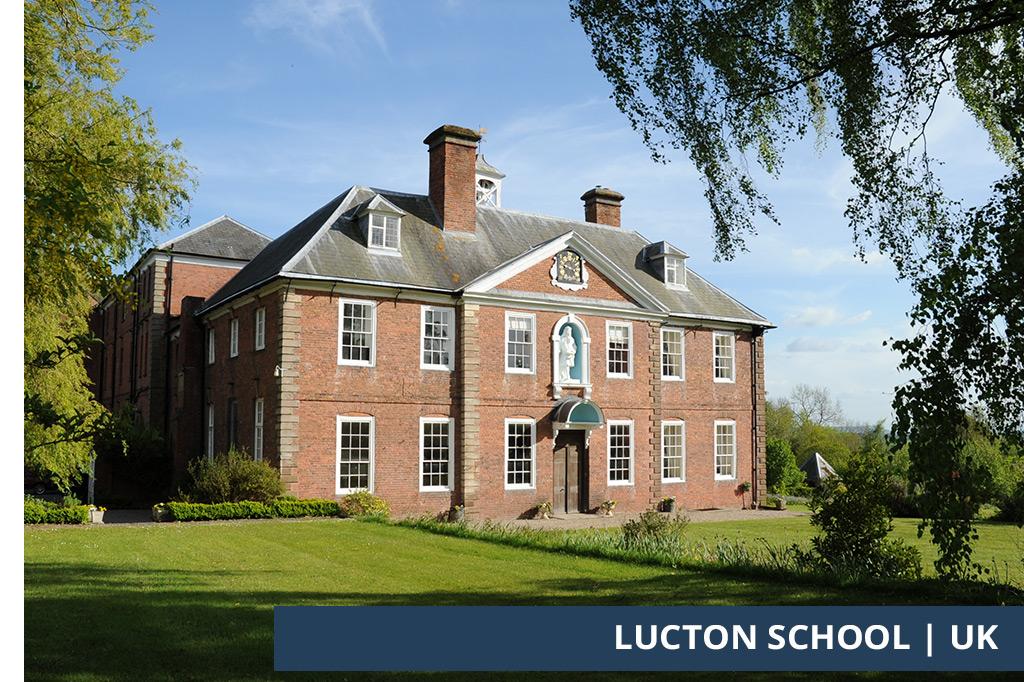 Lucton School - partenaire de CHRISMO Consulting