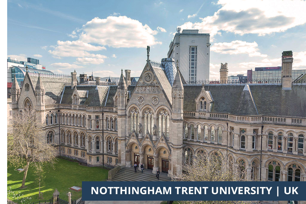 Nottingham Trent University- partenaire de CHRISMO Consulting