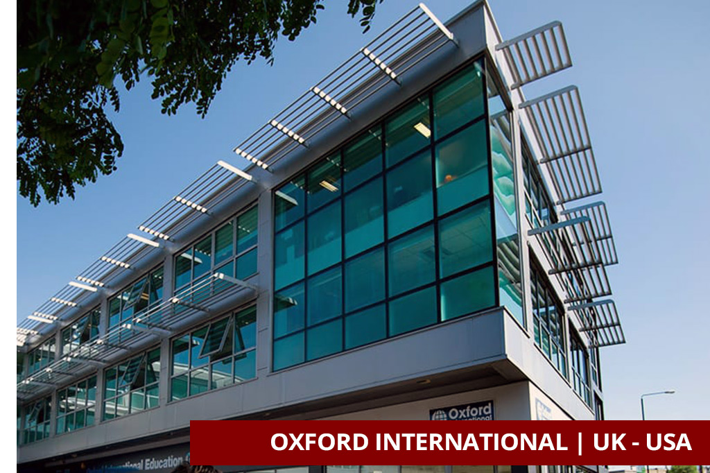 Oxford International - partenaire de CHRISMO Consulting