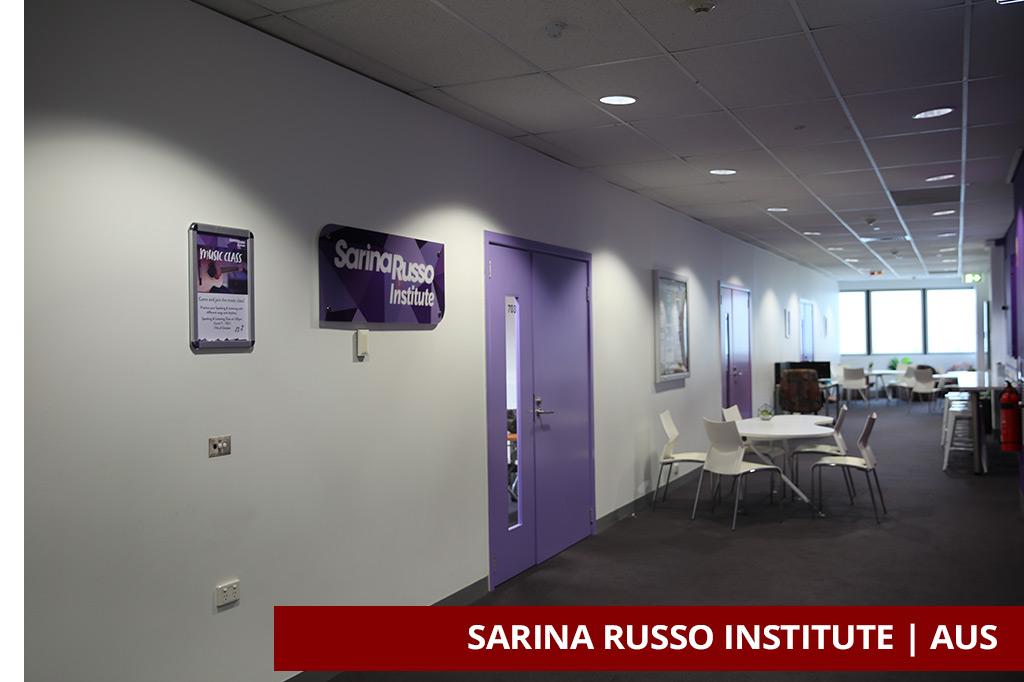 Sarina Russo - partenaire de CHRISMO Consulting