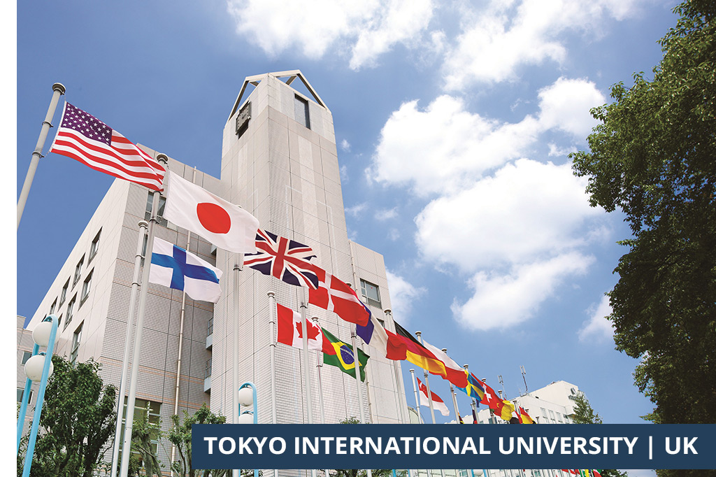 Tokyo International university - partenaire de CHRISMO Consulting