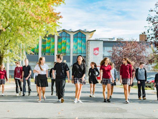 College Saint Bernard - partenaire de CHRISMO Consulting