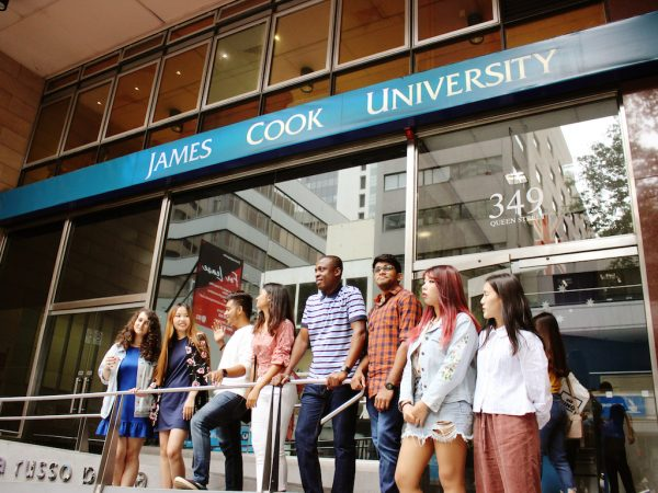 James Cook University Brisbane- partenaire de CHRISMO Consulting
