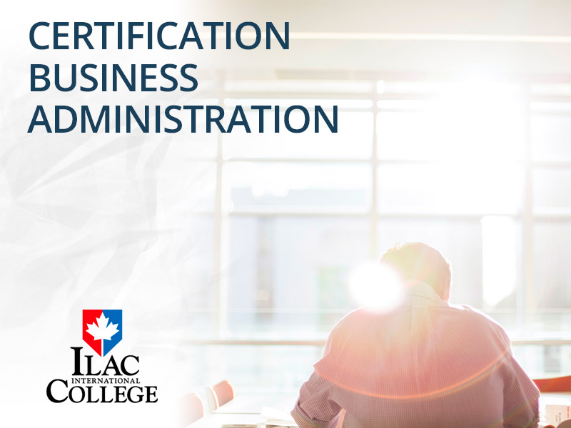 CERTIFICATION BUSINESS ADMINISTRATION