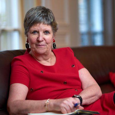 Monique PELTIER - Directrice et Fondatrice de Chrismo Consulting