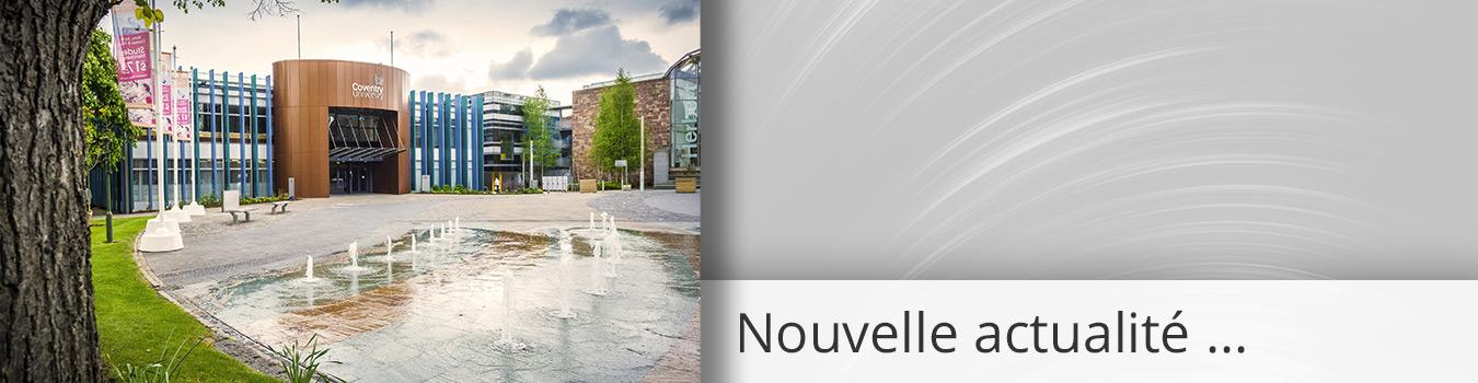 L'UNIVERSITÉ COVENTRY | L'UNIVERSITÉ CLASSÉE AU ROYAUME-UNI